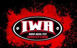 iwa bloody logo